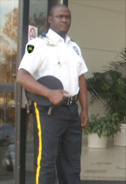 Executive Protection Security Services